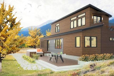 Casas prefabricadas ecol gicas coambiente consultora for Casa prefabricadas ecologicas
